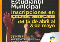 El lunes 15 de abril comienzan las inscripciones para el Boleto Estudiantil