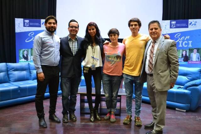 ICI - Instituto de Ciencias Jurídicas de Puebla, plan b viajero conferencias, el viaje como estilo de vida
