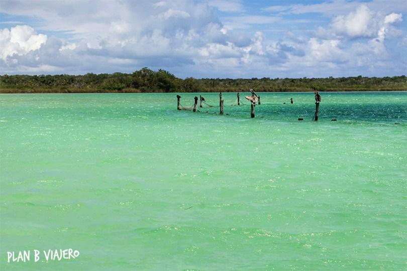 plan b viajero, laguna kaan luum cenote