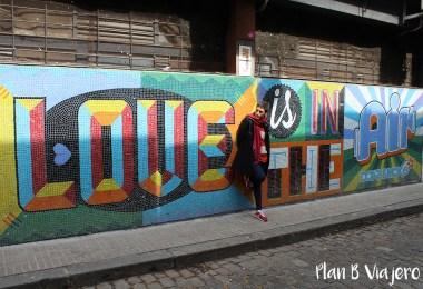 plan b viajero, gabriela de marcos, buenos aires arte urbano