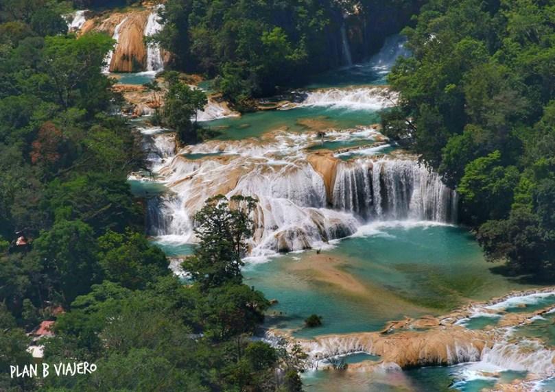 3 cascadas imperdibles de chiapas plan b viajero for Cascadas de agua