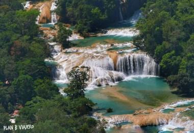 plan b viajero, cascadas imperdibles de chiapas, cascadas agua azul
