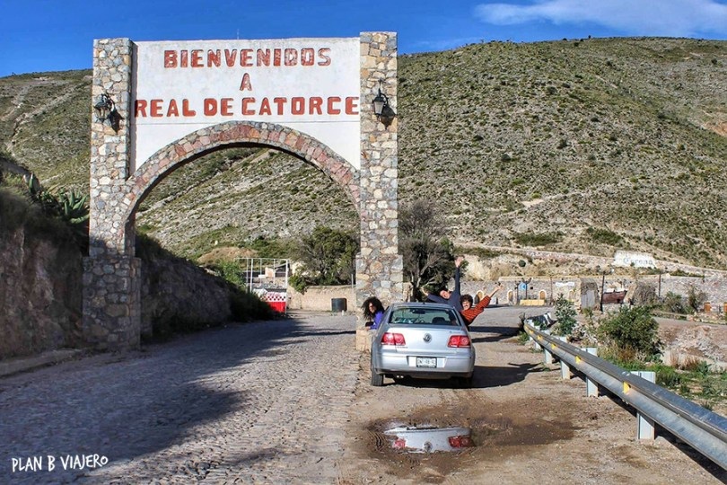 plan b viajero, real de catorce