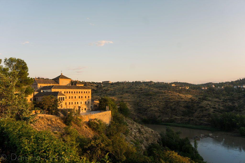 Toledo Sonnenuntergang