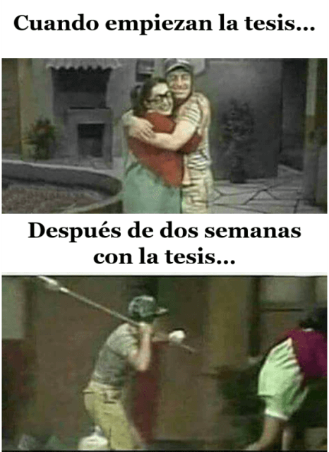 Compañeros de Tesis