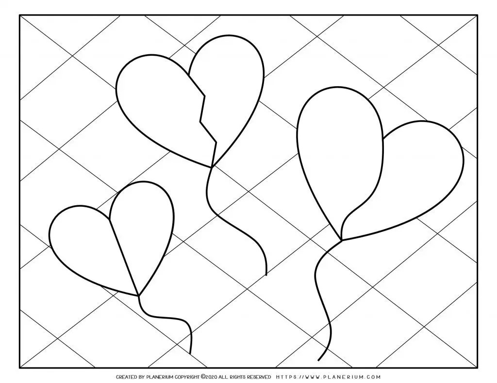 Coloring Pages And Worksheets For Valentine S Day
