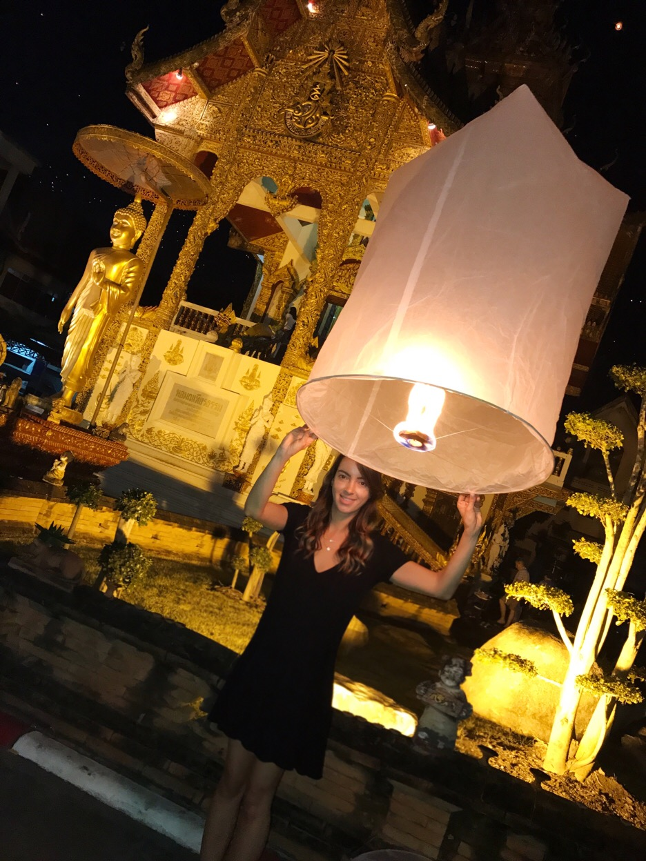 Complete Guide to the Yi Peng Lantern Festival
