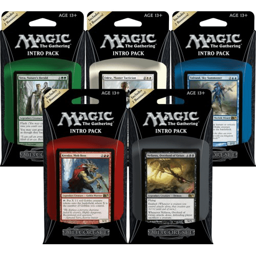 Magic 2013 M13 Core Set Intro Pack Set Magic The