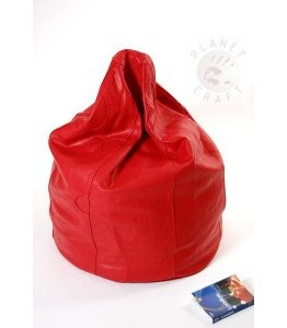 www.planet-craft.com-baron-red-heavy-buffalo-leather-bean-bag-beanbag-30