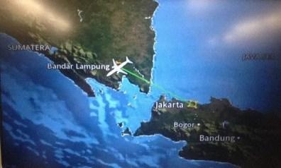 Let z Jakarty do Bandar Lampung