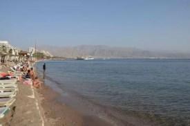 Eilat aneb pohled na Jordánsko