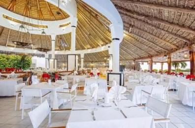 Dominikánská republika – jídelny jsou zde celkem 4 různých stylů