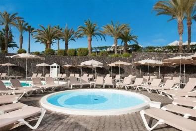 Relaxia Olivina hotelový bazén