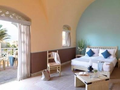 Krásné hotelové pokoje