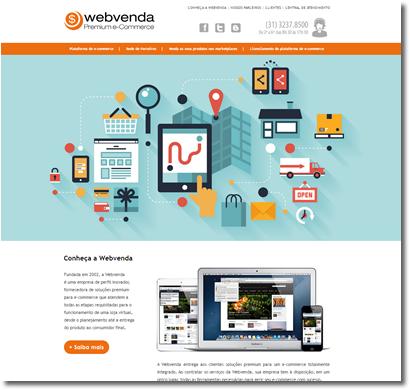 Portal Corporativo   Webvenda