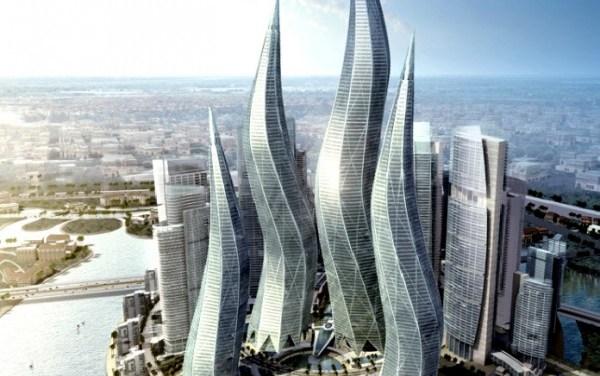 Arquitectura moderna, la estética de la máquina