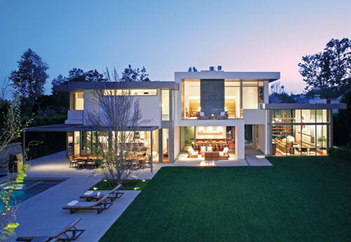Casas modernas, simples y lujosas
