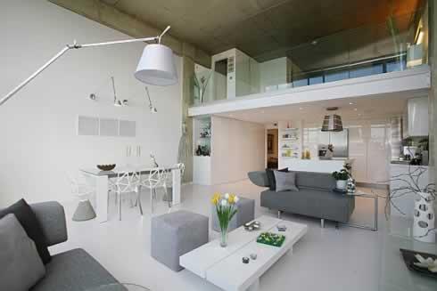 Decoración y diseño de lofts pequeños