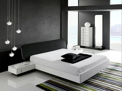 Dormitorio minimalista: un diseño sencillo y limpio