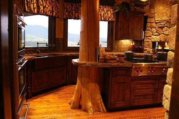 el diseo de cocinas rsticas no es lo que la mayora de la gente piensa no es un estilo antiguo con armarios de pino y aparatos de oro
