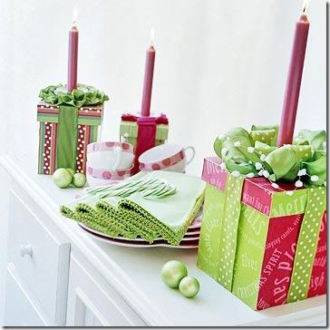 centros de mesa para navidad regalos