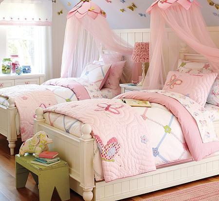 camas princesas dosel