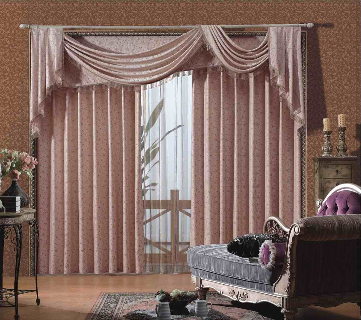 Cortinas para todos los estilos for Estilos de cortinas