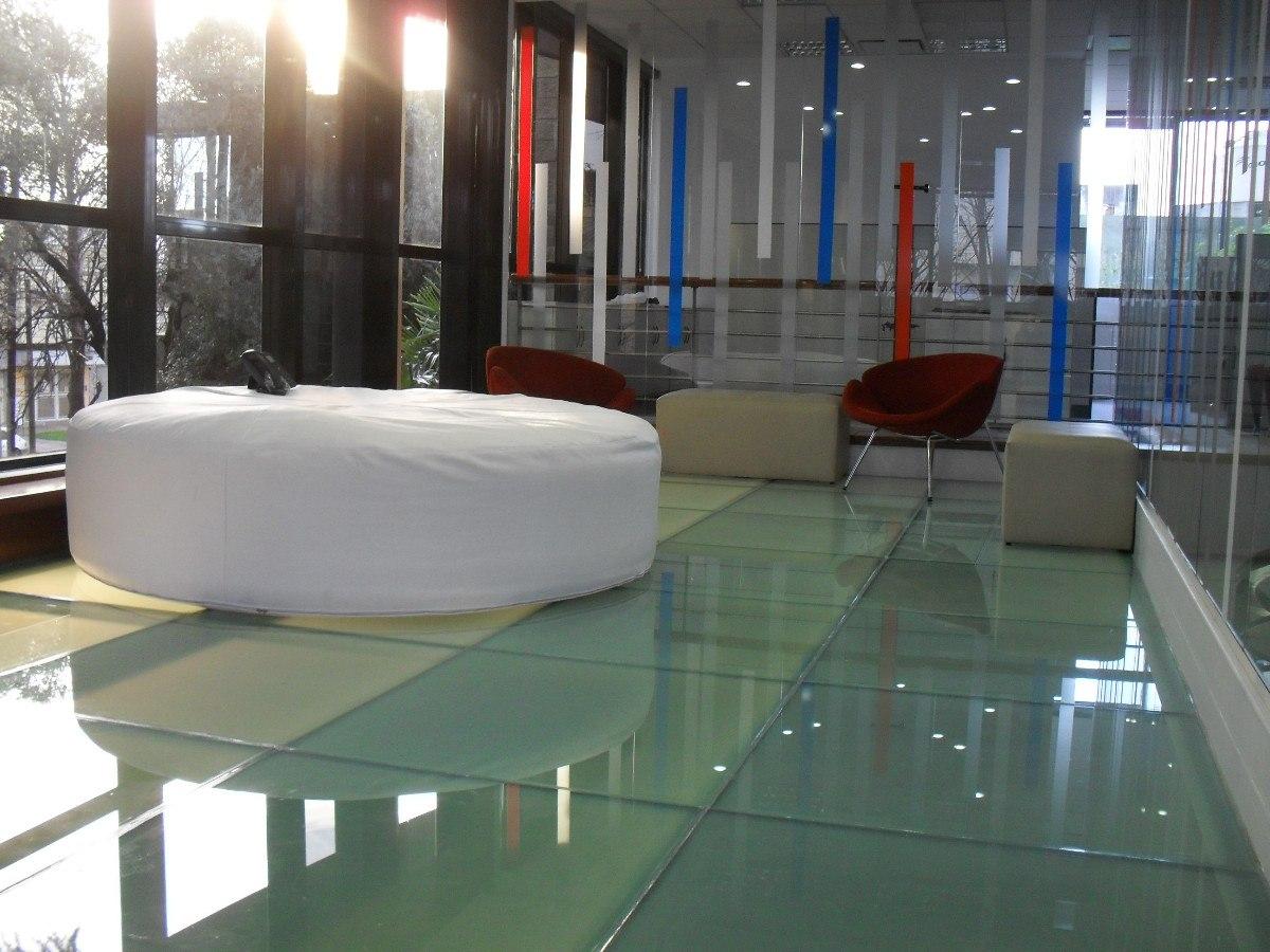 El vidrio en decoraci n de interiores top en elegancia y - Decoracion de suelos interiores ...