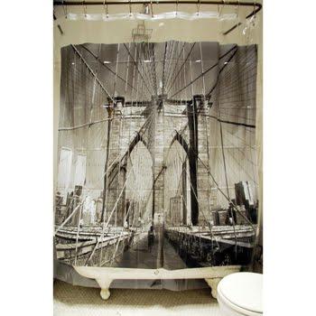 Cortinas para el cuarto de ba o originales y atrevidas - Cortinas de ducha originales ...