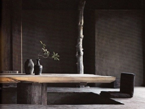 Estilo Wabi Sabi en decoración : Natural, asimétrico, atemporal