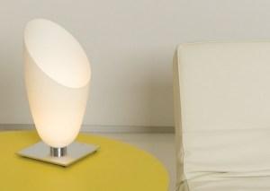 lámpara minimalista pequeña