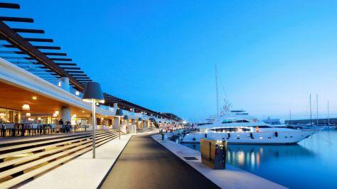 Port Adriano de Philippe Starck