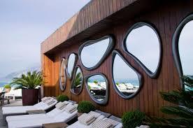 Hotel Fasano de Philippe Starck.