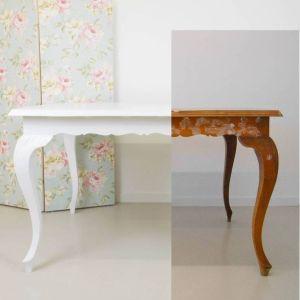 pintar muebles de blanco