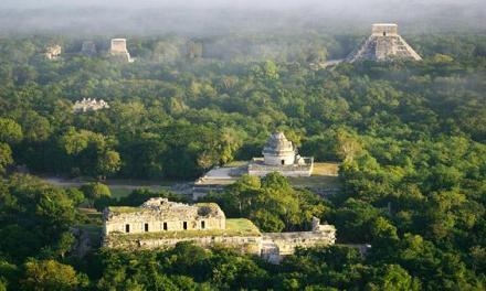 Chichén Itzá: el parque arqueológico más importante de la cultura maya.