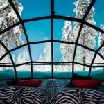 Hotel Kakslauttanen es un increíble lugar y uno de los hoteles más raros del mundo.