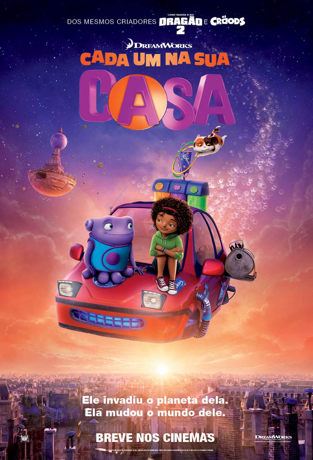 Poster do filme Cada Um na Sua Casa