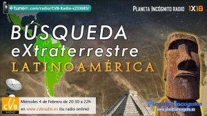 Busqueda Extraterrestre en latinoamerica