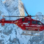 Airbus Helicopters' first enhanced EC135 T3 P3 enters service with Aiut Alpin Dolomites in high-altitude rescue operations