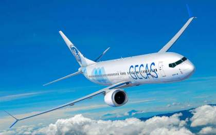 GECAS announce order for 75 Boeing 737 MAX 8 aircraft