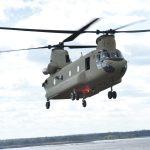 Boeing CH47F Chinook
