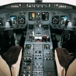 Bombardier Challenger 850 Cockpit