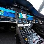 Cessna Citation Ten flight controls