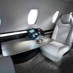 Cessna Citation Ten seating
