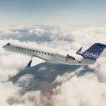 Challenger 850 Business Jet