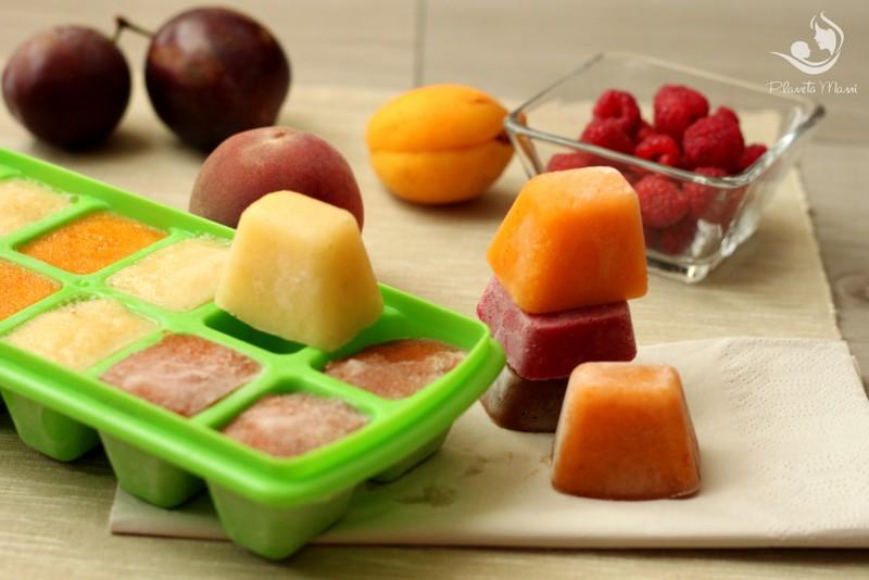 {Conservăm} fructele prin congelare