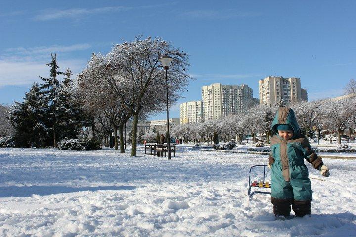 35 de activități de familie pentru o iarnă de neuitat