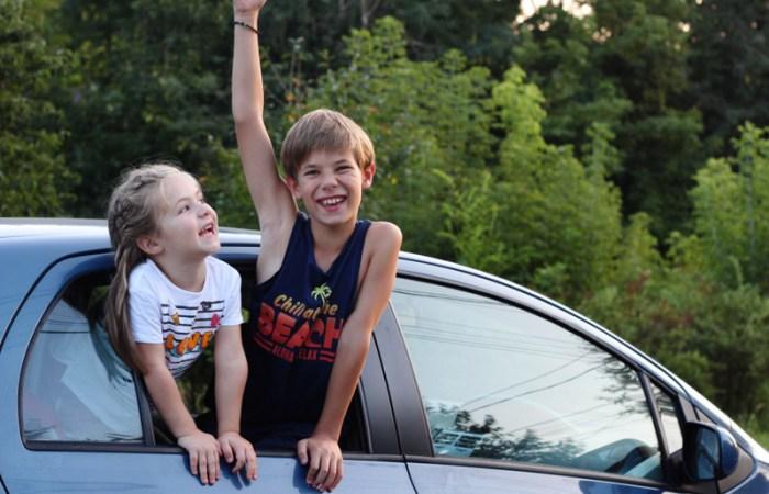 21 de jocuri distractive pentru copii în mașină (+5 ani)