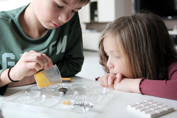 Activitati senzoriale copii de la Sentosphere