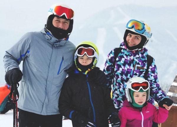 Vacanta de familie la munte in Bukovel